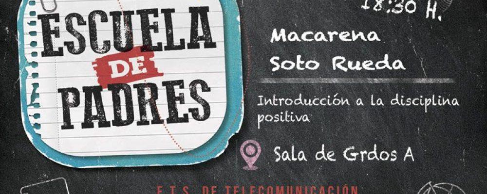 Escuela-de-padres-10Noviembre-Macarena-Soto